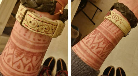 March/ April henna and homemade bracelets