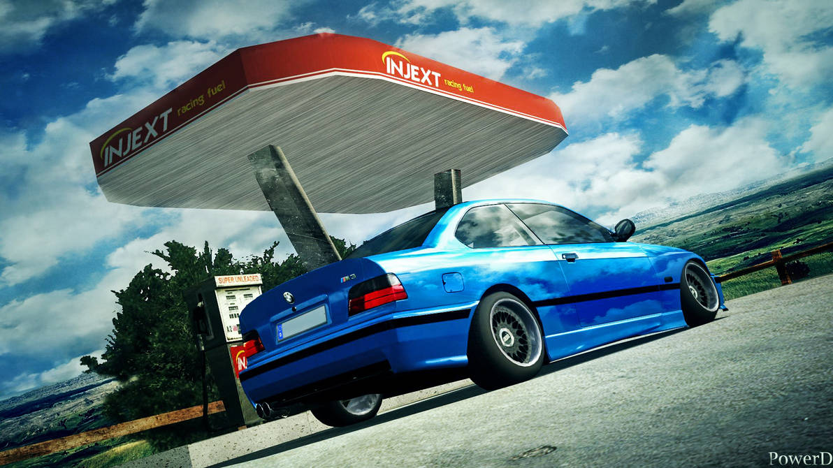 LFS BMW E36 M3 PowerD Edition by PowerD-Productions on DeviantArt