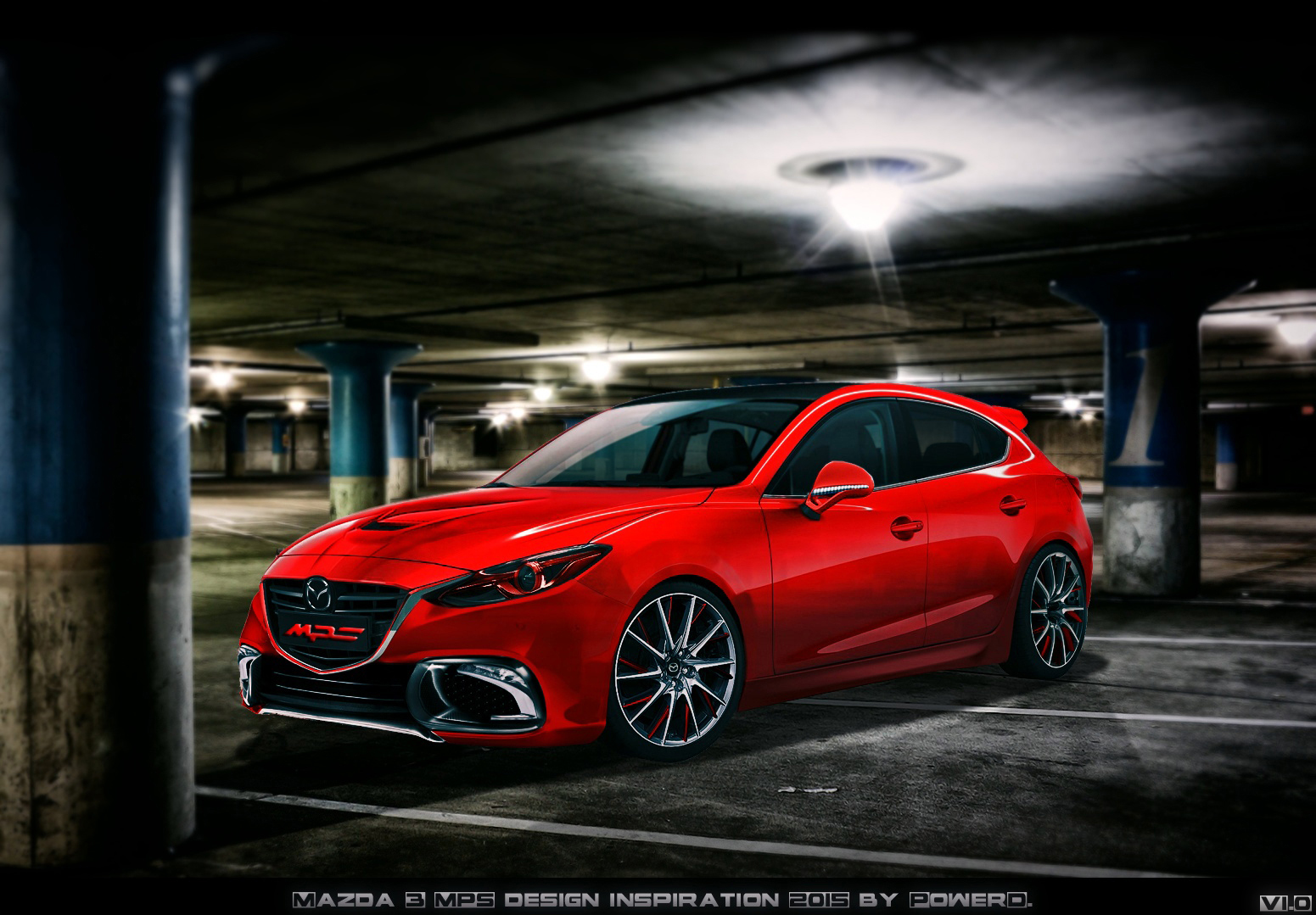 Mazda 3 Mps 2015 2015 Mazda 3 Mps Autos Post Mazda 3 Mps Rendered