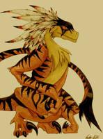 Talon Raptor by funkyc