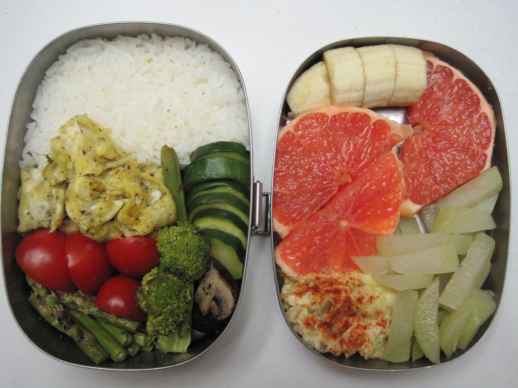 Mish-Mash Bento by pradlee