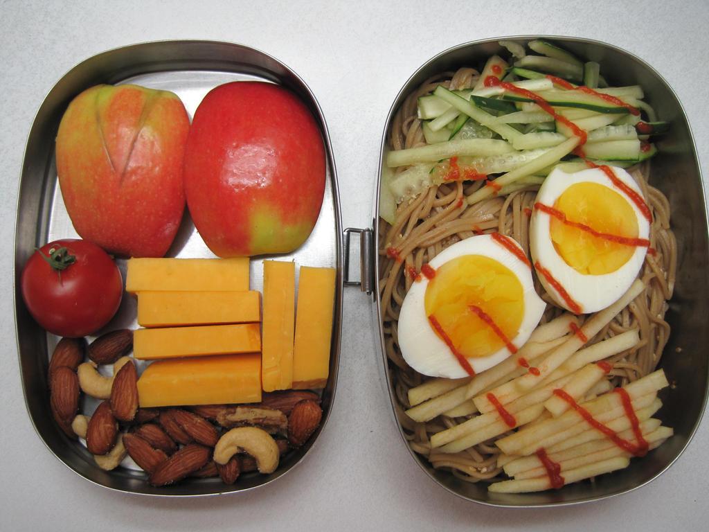 Bibim Naeng Myun Bento by pradlee