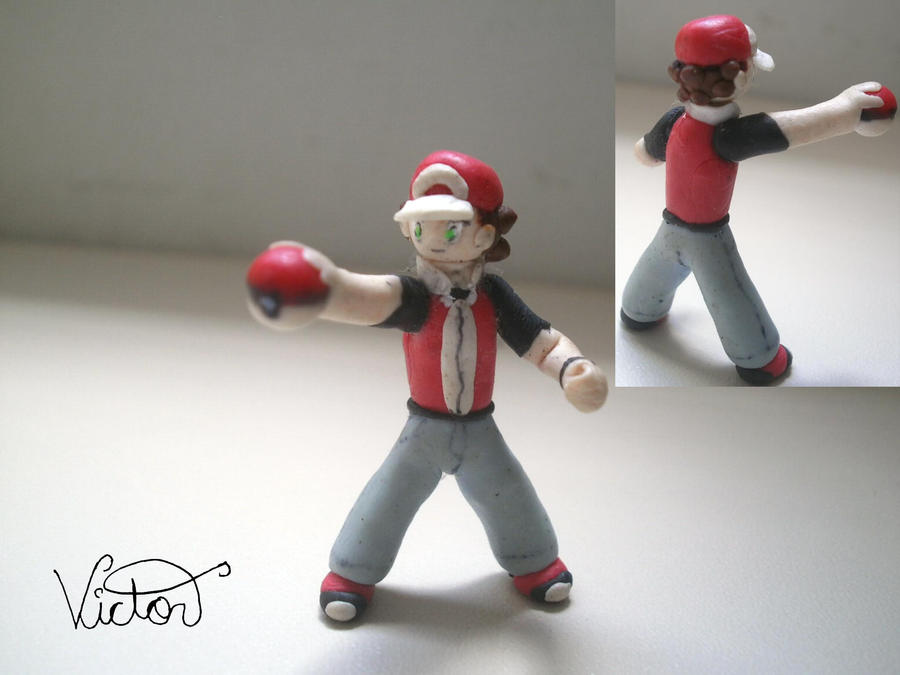 Treinador pokemon by VictorCustomizer