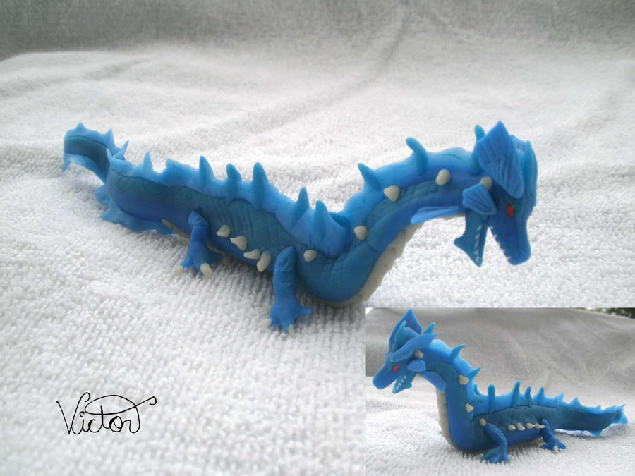 Sea Dragon by VictorCustomizer