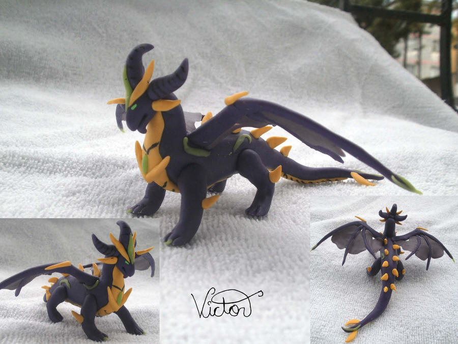 Venon Dragon malefor by VictorCustomizer