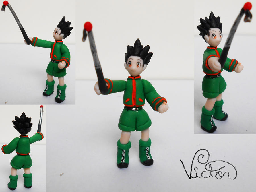 Gon Freecss by VictorCustomizer