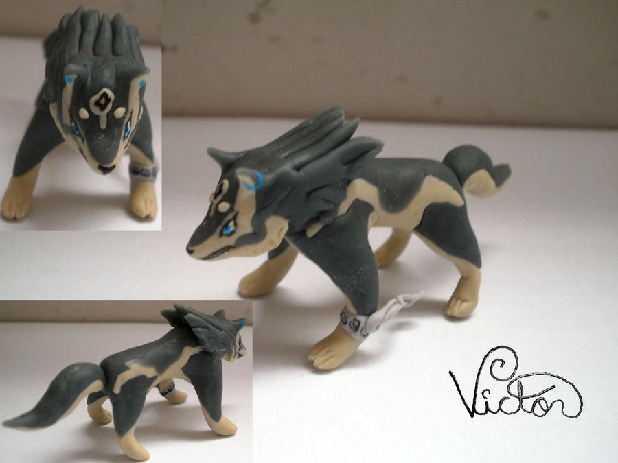 Wolf Link by VictorCustomizer