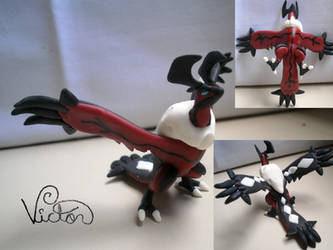 717 Yveltal by VictorCustomizer