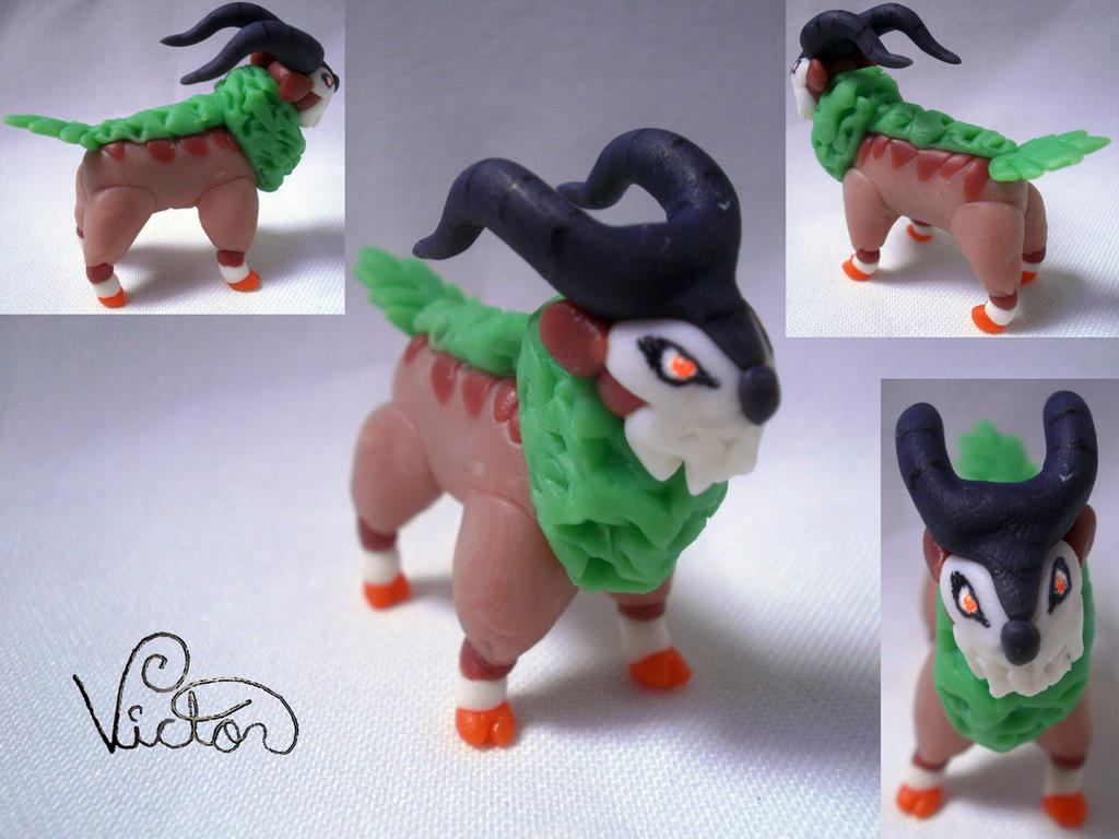 673 Gogoat by VictorCustomizer