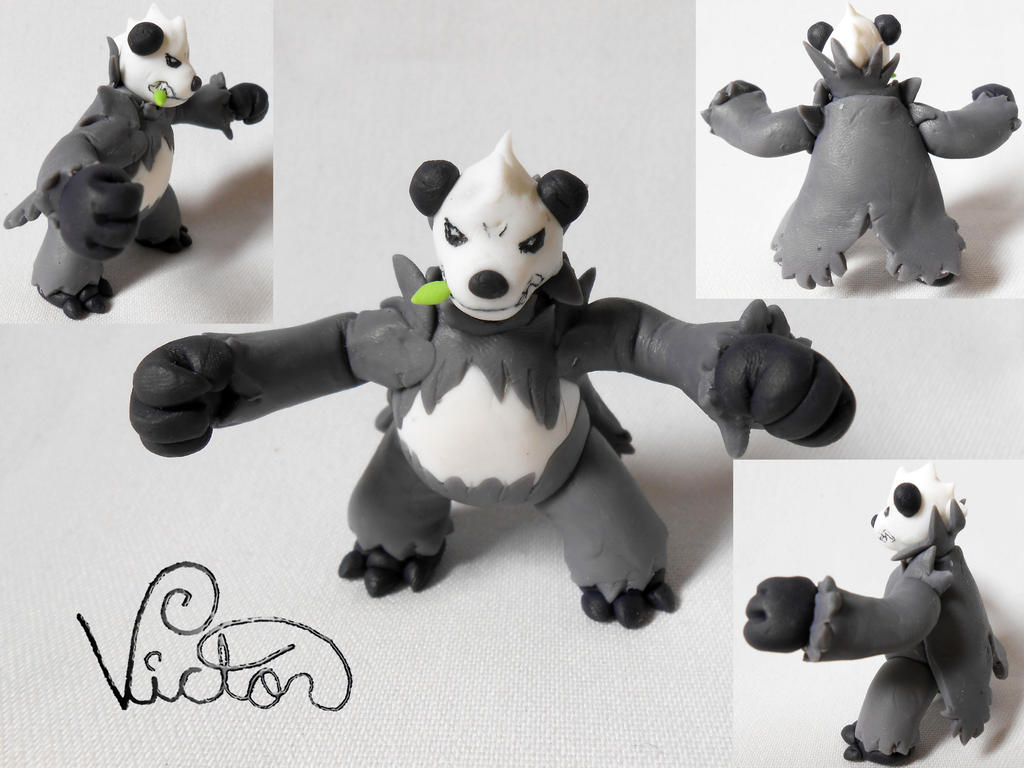 675 Pangoro by VictorCustomizer