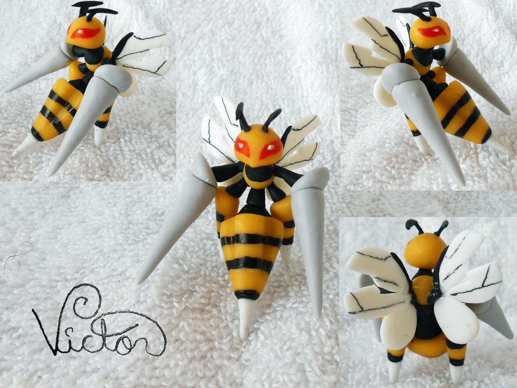 Mega Beedrill by VictorCustomizer