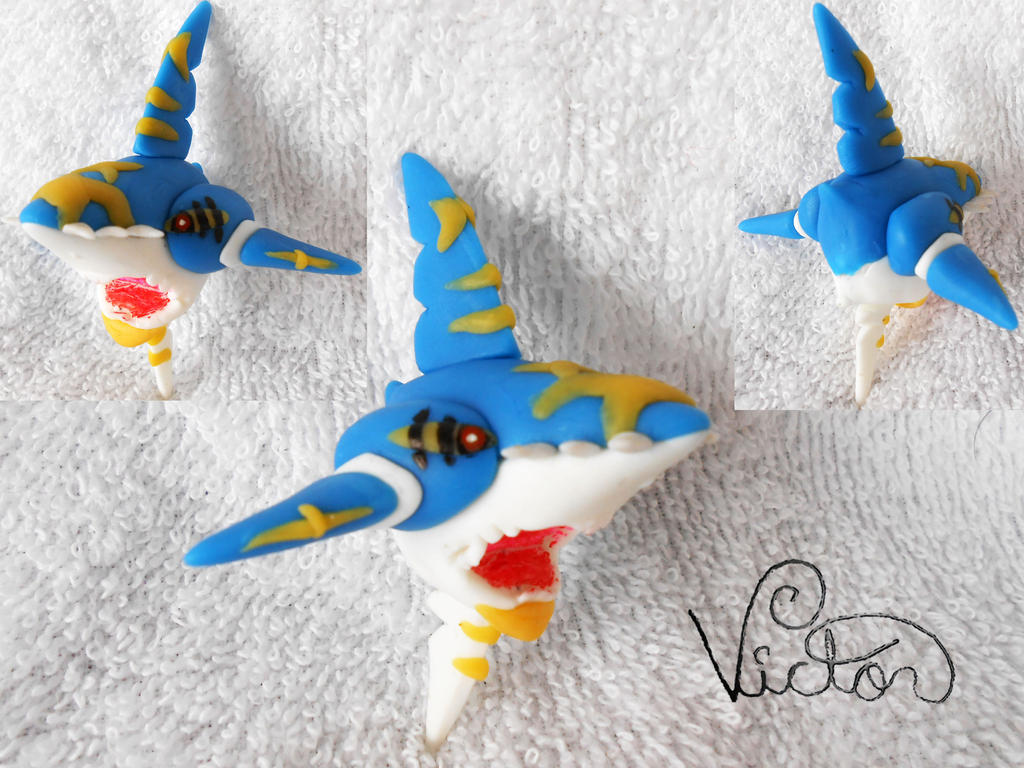 Mega Sharpedo by VictorCustomizer