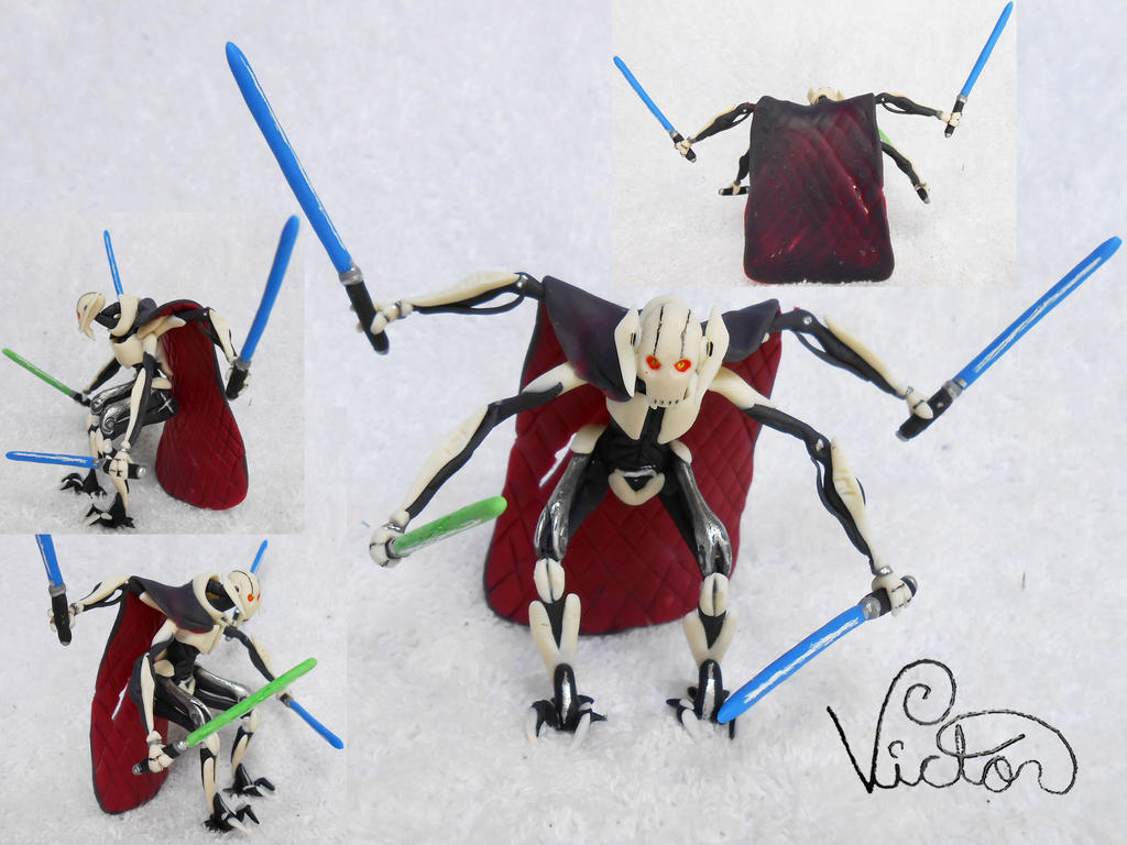 General Grievous by VictorCustomizer