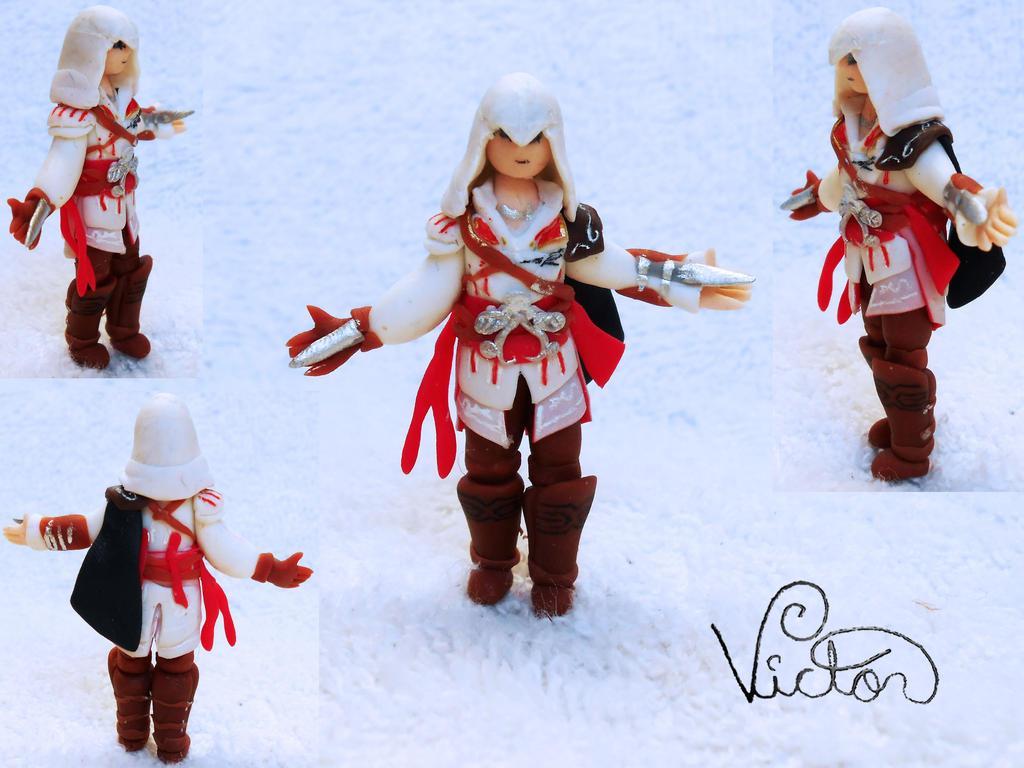 Ezio Twitpic by VictorCustomizer