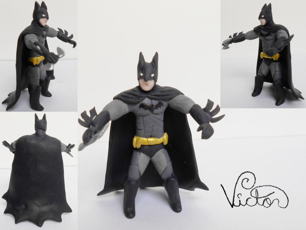 Batman by VictorCustomizer