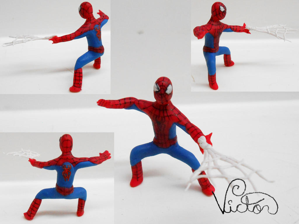 The Amazing Spiderman by VictorCustomizer