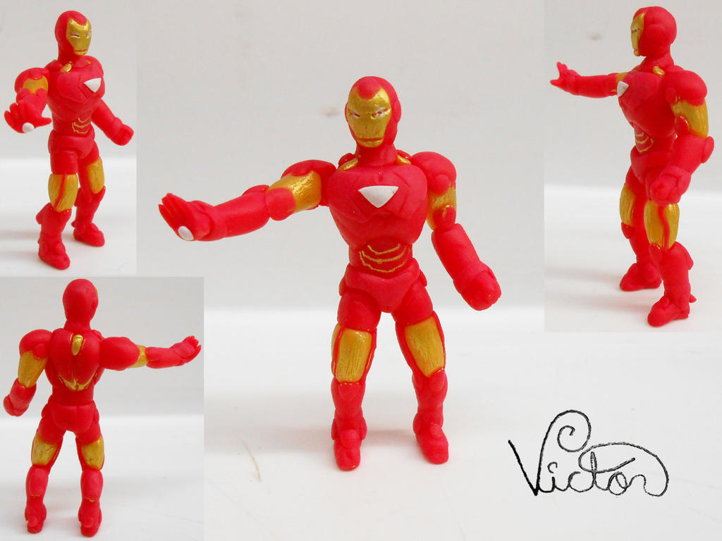 Iron Man by VictorCustomizer