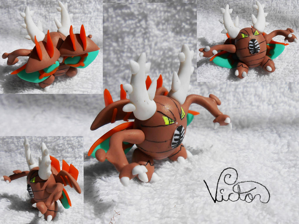 Mega Pinsir by VictorCustomizer