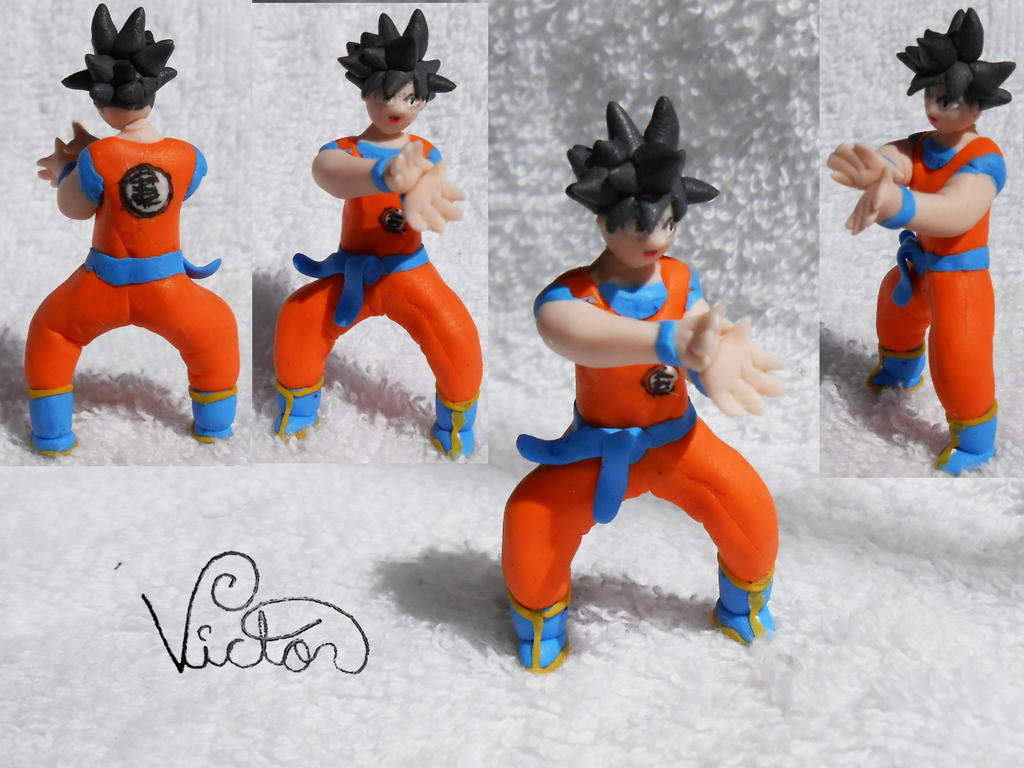 Son Goku by VictorCustomizer