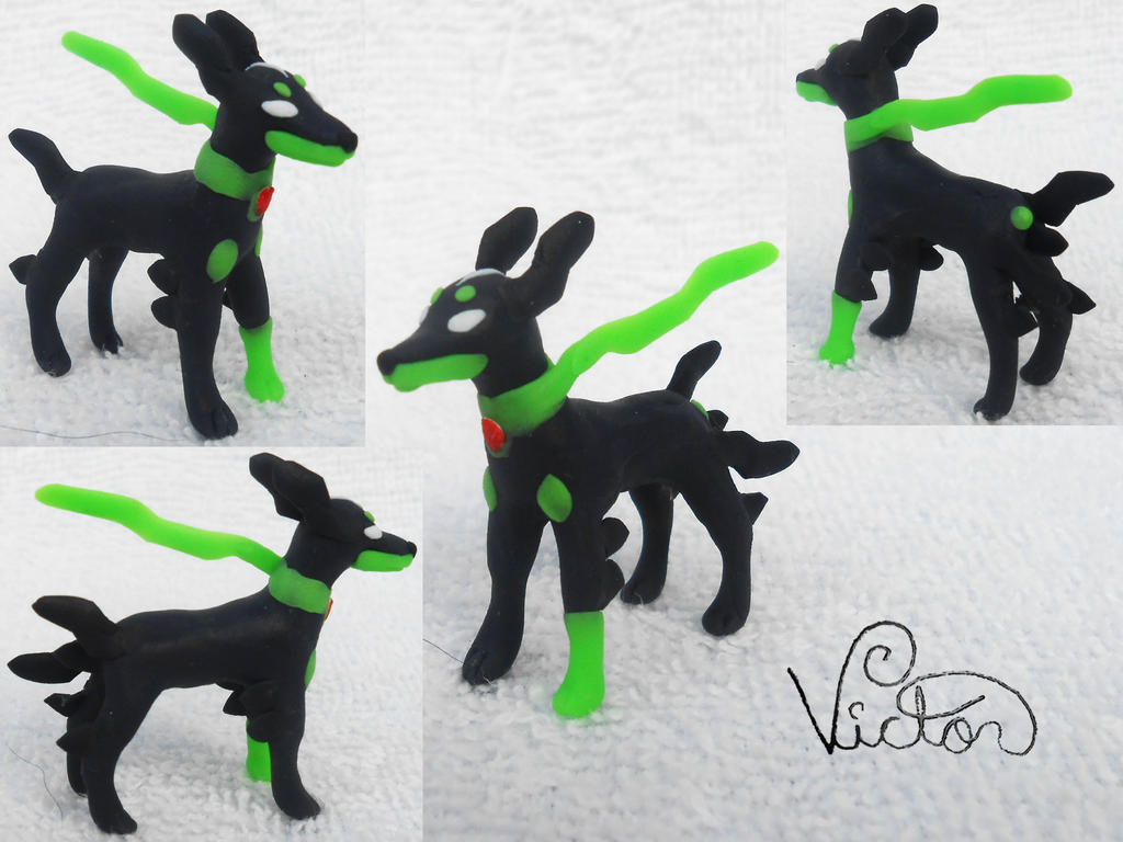 718 Zygarde 10% Form by VictorCustomizer on DeviantArt