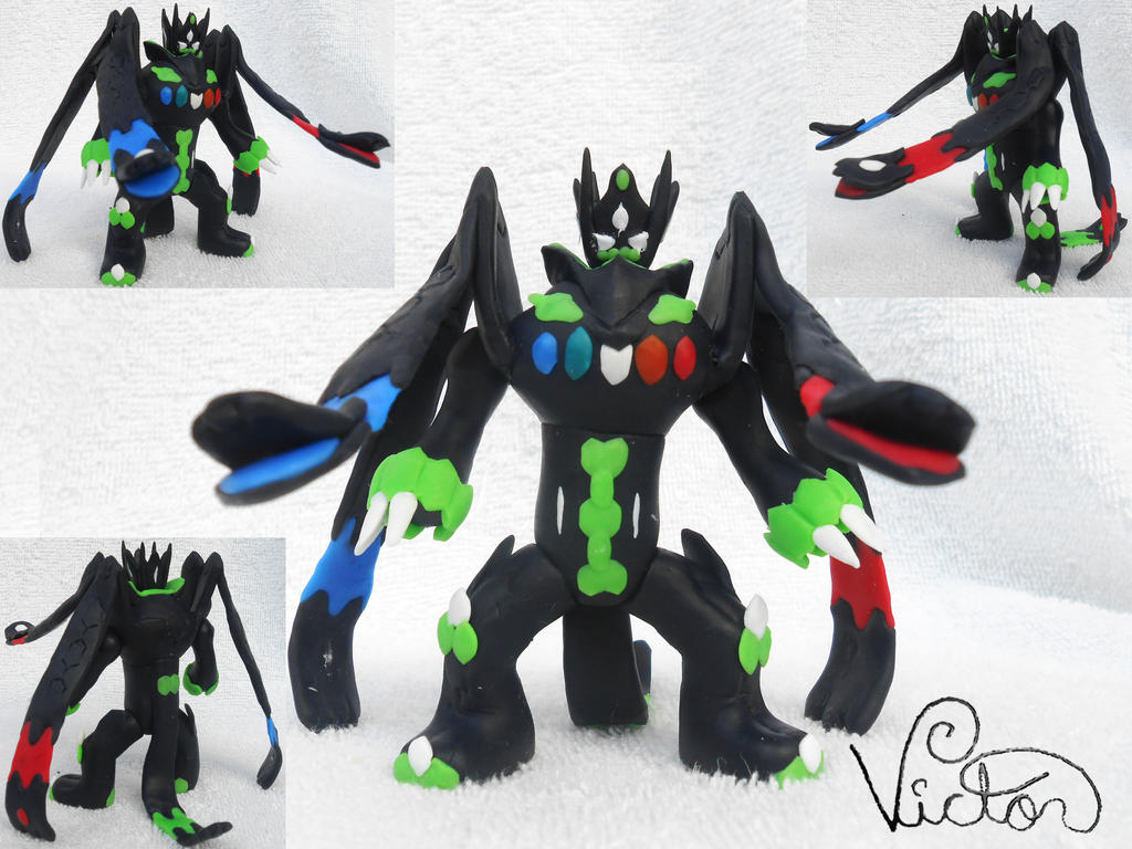 718 Zygarde Perfect Form by VictorCustomizer on DeviantArt