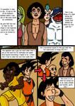 Dragonball Comic: the legend of Mr. Satan by RastaSaiyaman