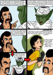 Dragonball Comic: the legend of Mr. Satan page 45 by RastaSaiyaman