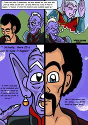 Dragonball Comic: the legend of Mr. Satan page 131 by RastaSaiyaman