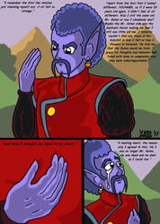 Dragonball Comic: the legend of Mr. Satan page 136 by RastaSaiyaman