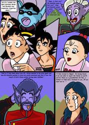 Dragonball Comic: the legend of Mr. Satan page 138 by RastaSaiyaman