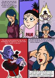 Dragonball Comic: the legend of Mr. Satan page 139 by RastaSaiyaman