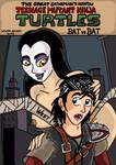 Teenage Mutant Ninja Turtles. Bat versus Bat cover by RastaSaiyaman