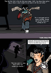 Teenage Mutant Ninja Turtles. Bat Vs Bat Page1. by RastaSaiyaman