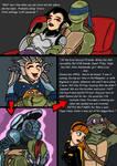 Teenage Mutant Ninja Turtles. Bat Vs Bat Page 3. by RastaSaiyaman