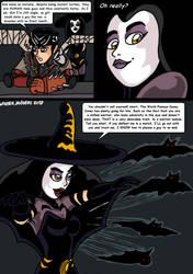 Teenage Mutant Ninja Turtles. Bat Vs Bat Page 4. by RastaSaiyaman