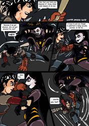 Teenage Mutant Ninja Turtles. Bat Vs Bat Page 6. by RastaSaiyaman