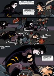 Teenage Mutant Ninja Turtles. Bat Vs Bat Page 7. by RastaSaiyaman