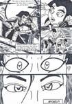 Teenage Mutant Ninja Turtles. Karai versus Karai 1 by RastaSaiyaman