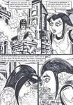Teenage Mutant Ninja Turtles. Karai versus Karai 2 by RastaSaiyaman