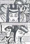 Teenage Mutant Ninja Turtles. Karai versus Karai 3 by RastaSaiyaman