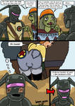 TMNT: Post apocalyptic Donatello, April memento by RastaSaiyaman