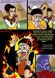 Dragonball Comic: the legend of Mr. Satan 155 by RastaSaiyaman