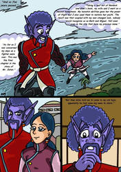Dragonball Comic: the legend of Mr. Satan page 156 by RastaSaiyaman