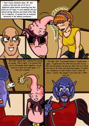 Dragonball Comic: the legend of Mr. Satan page 158 by RastaSaiyaman