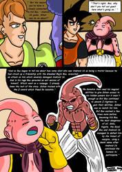 Dragonball Comic: the legend of Mr. Satan page 159 by RastaSaiyaman