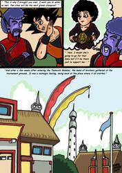 Dragonball Comic: the legend of Mr. Satan page 162 by RastaSaiyaman
