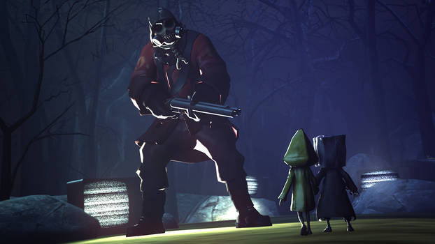Little Nightmares Fortress 2