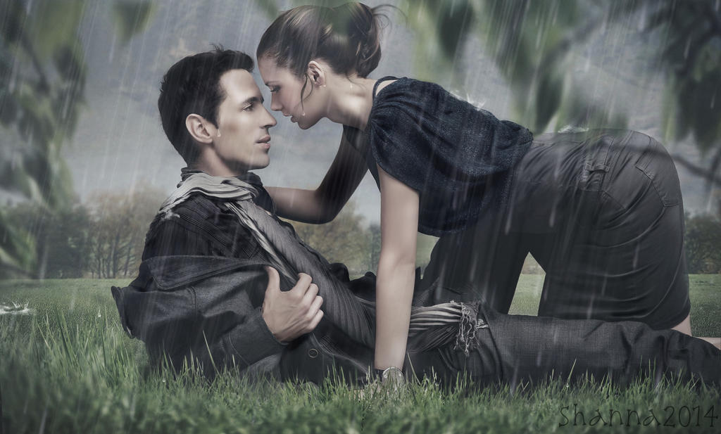 Images Of Lovers In Rain: Lovers In The Rain By Shann2j On DeviantArt