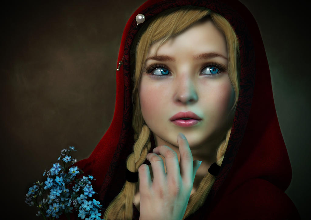 Riding Hood by Shann2j