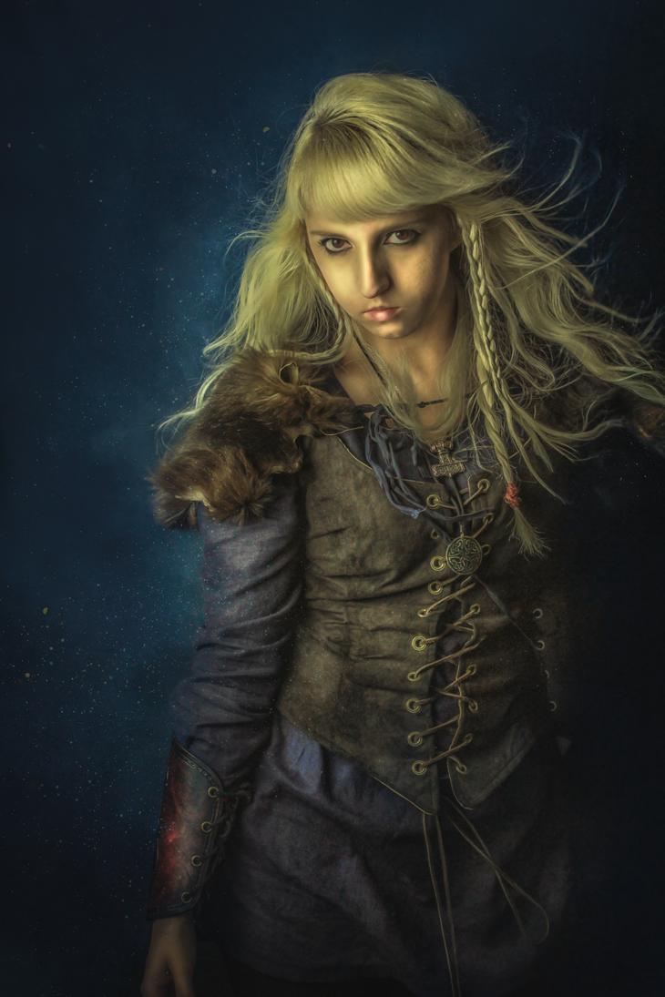 Warrior by Shann2j